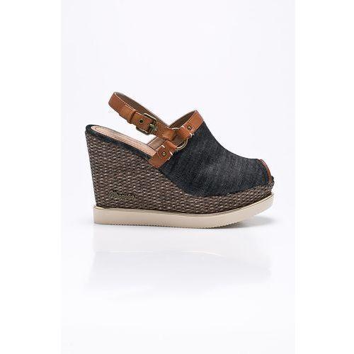 Wrangler - sandały vintage kelly sabot