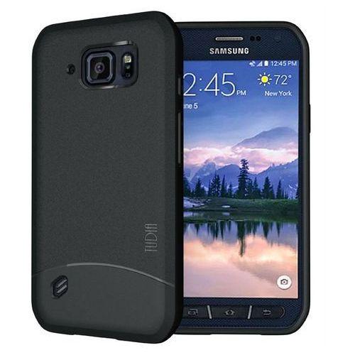 Tudia ARCH Black | Obudowa dla Samsung Galaxy S6 Active (8569920082784)