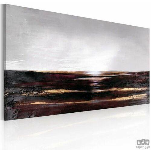 Artgeist Obraz ręcznie malowany czarny ocean