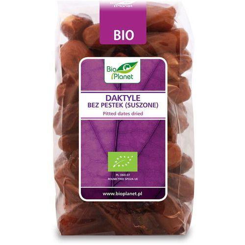 Bio planet - seria fioletowa (owoce suszone) Daktyle bez pestek suszone bio 400 g - bio planet
