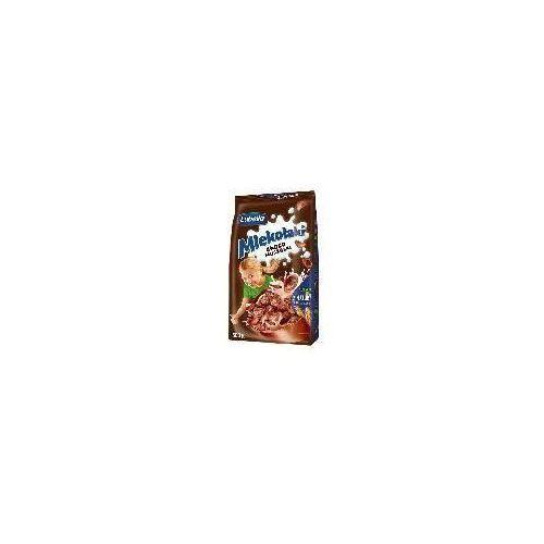 Lubella 500g mlekołaki muszelki choco zbożowe chrupki o smaku czekoladowym