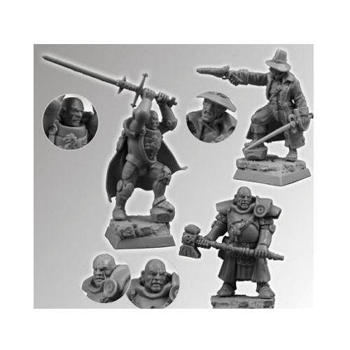 Scibor miniatures Scibor 28fm0084 - fantasy characters set1 28mm