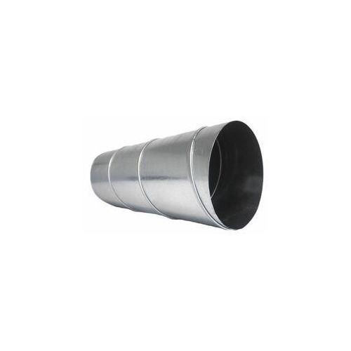 Rura spiralna zwijana sztywna 160 mm/1.5 m marki Spiroflex