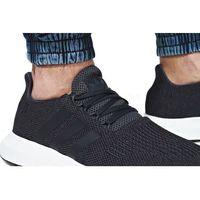 Buty swift run cq2114 - czarny, Adidas, 40-48