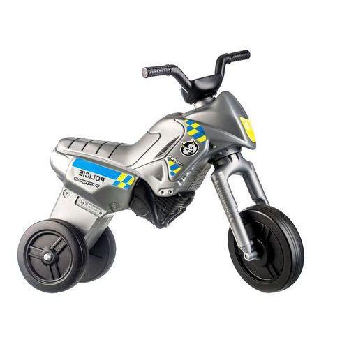 Yupee motor policyjny, jeździk