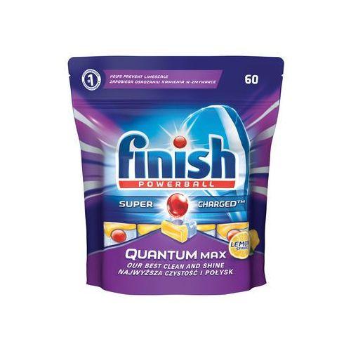Finish tabletki quantum max lemon 60 kapsułek (5997321733470)