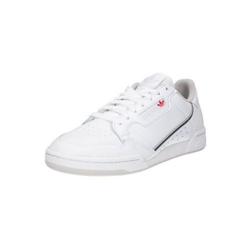 ADIDAS ORIGINALS Trampki niskie 'CONTINENTAL 80' biały, kolor biały