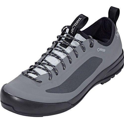 Arc'teryx acrux sl gtx buty kobiety szary/czarny uk 4,5   eu 37 1/3 2018 buty podejściowe