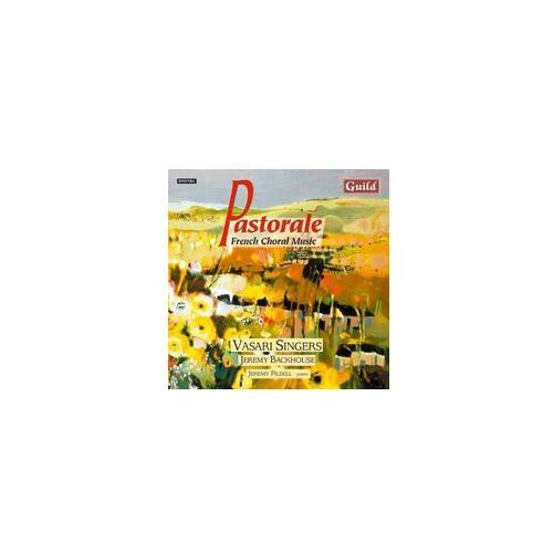 Guild Pastorale / french choral w