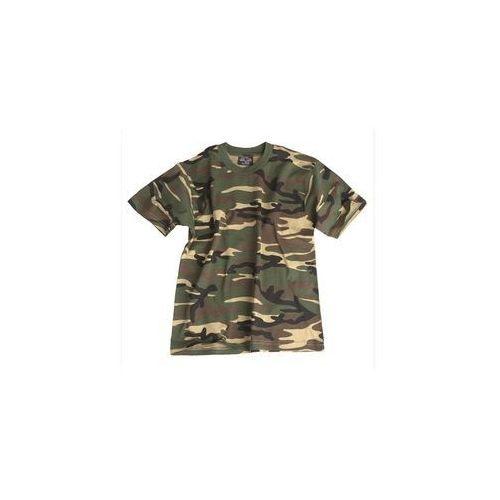 koszulka Mil-Tec KIDS dziecięca us woodland (12012020)