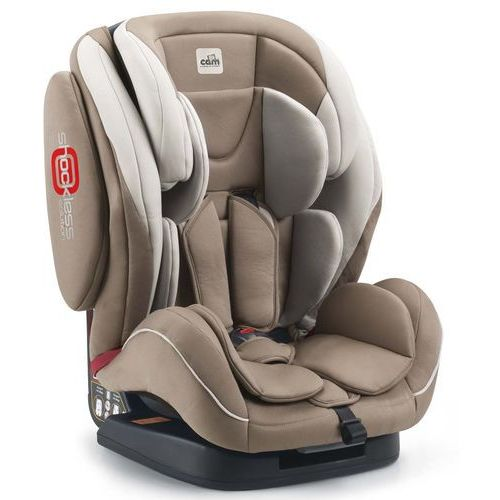 CAM Fotelik samochodowy Regolo (9-36 kg) – brązowy, 499, C-S16216