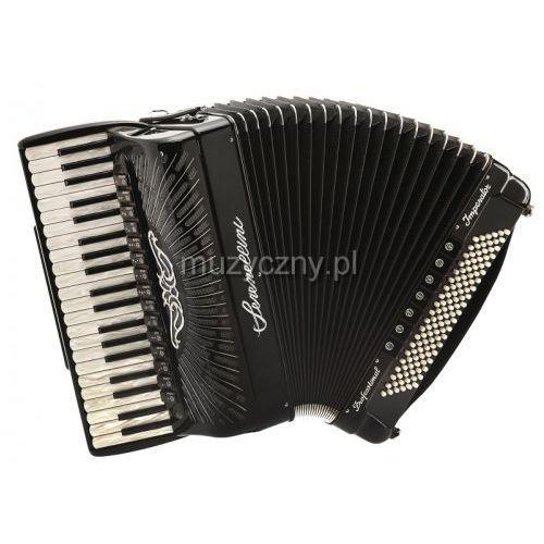 cassotto imperator silver lady (2+2) 41/4/15+m 120/5/7 piccolo akordeon (czarny) marki Serenellini
