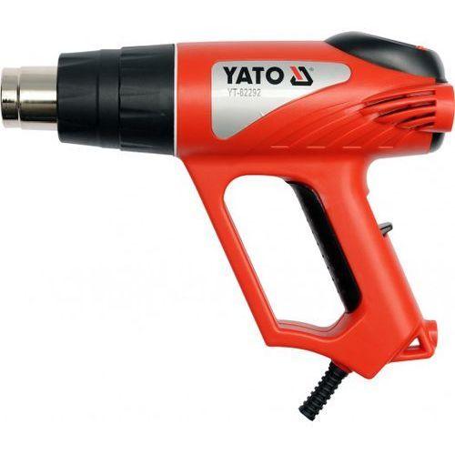 Yato Opalarka 2000w 50~550°c akcesoria wskażnik led / yt-82292 / - zyskaj rabat 30 zł (5906083822926)