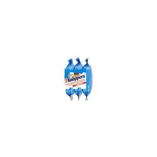 Wafelek mleczno-orzechowy Knoppers 25 g (3 sztuki)