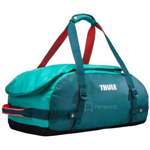 chasm 40l torba podróżna / plecak sport duffel / bluegrass - bluegrass marki Thule
