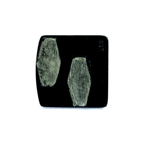 Diamentowy segment szlifierski bauta double black (zestaw) marki Scanmaskin