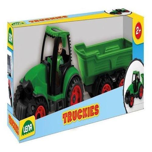 Lena Truckies Traktor z przyczepa 38 cm, 1_605865