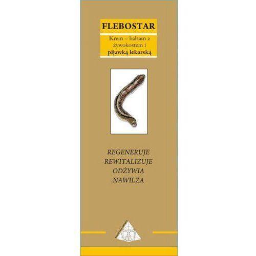 Maść Flebostar 75ml Remedium Natury - z żywokostem i pijawką
