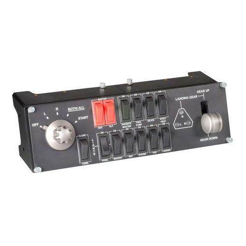 Saitek pro flight switch panel - produkt w magazynie - szybka wysyłka! (5099206069855)