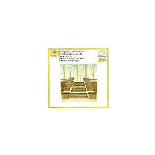 Universal music / deutsche grammophon Concertos for horn: no. 1 kv412 / no. 2 kv417 / no. 3 kv447 / no 4. kv495 (0028941905727)