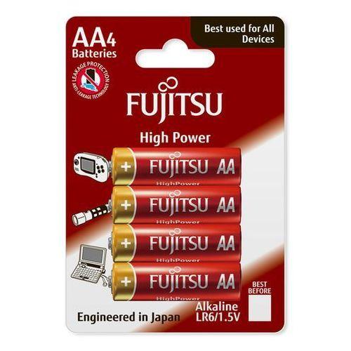 Fujitsu 4 x high power alkaline lr6/aa (blister)