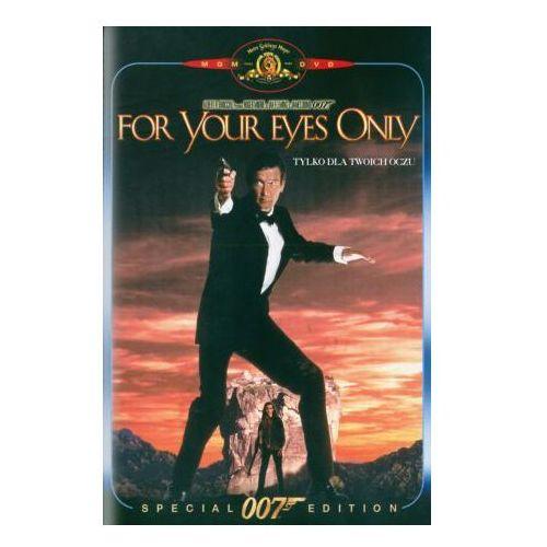 007 James Bond: Tylko dla twoich oczu For Your Eyes Only, towar z kategorii: Sensacyjne, kryminalne