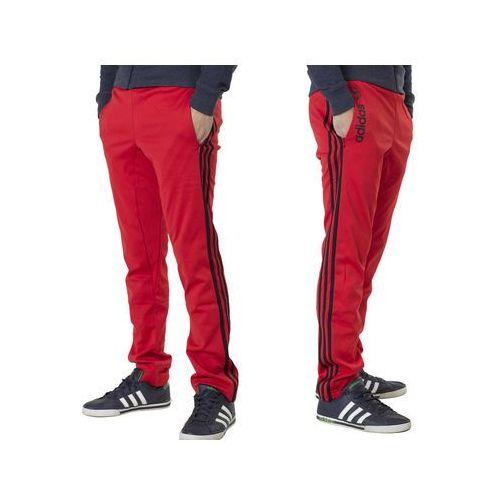 Spodnie adidas street diver tp m30191 - czerwony marki Adidas originals