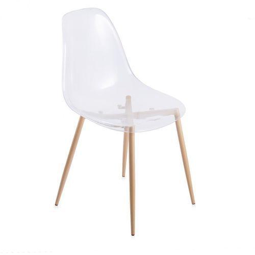 Krzesło traspar wyprodukowany przez Home&you