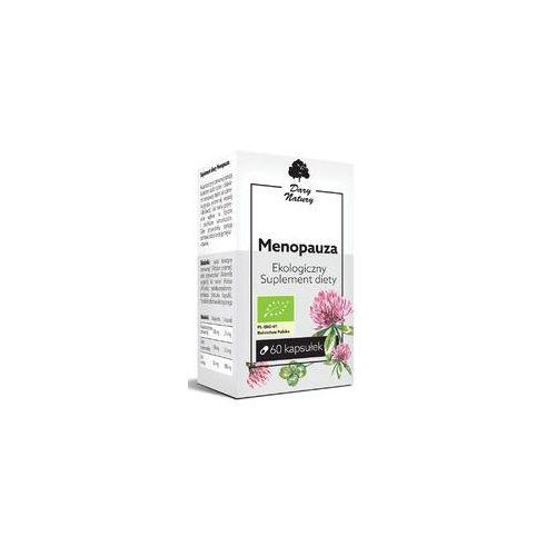 MENOPAUZA BIO 60 KAPSUŁEK (270 mg) - DARY NATURY