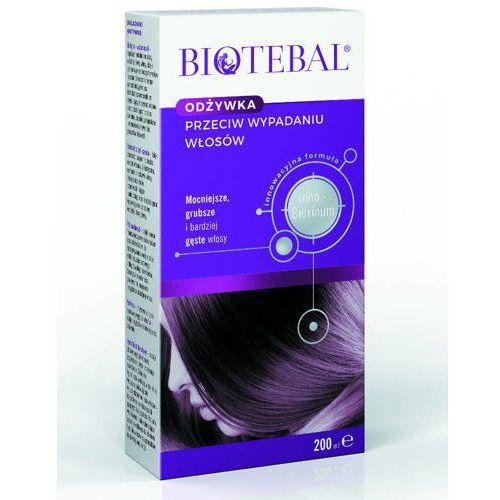 Biotebal odżywka przeciw wypadaniu włosów 200ml marki Polpharma