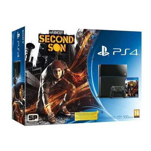 OKAZJA - Konsola Sony Playstation 4 500GB