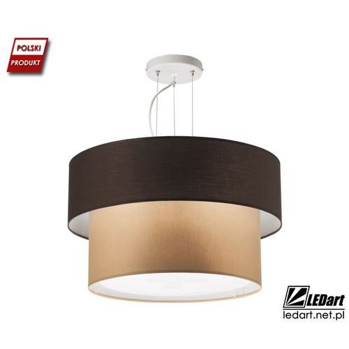 Lampa wisząca LED TORT dwustopniowy