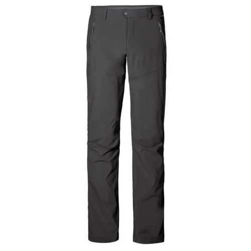 Spodnie activate light pants men - dark steel, Jack wolfskin