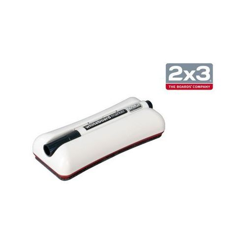 Ścierak magnetyczny 2x3 Duo - AS125
