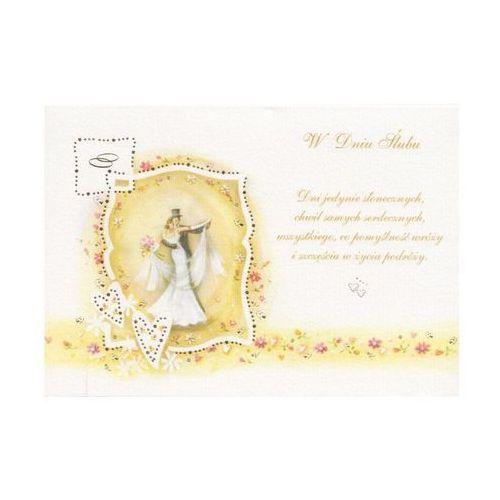 Karnet Złoty ślubny 1801 - VERTE
