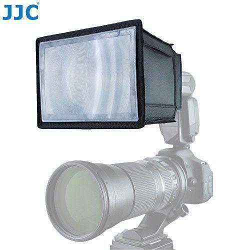 JJC FX-S – czarna głowica lampy błyskowej wyjście Multiplier do użytku w programie Flash (6950291531452)