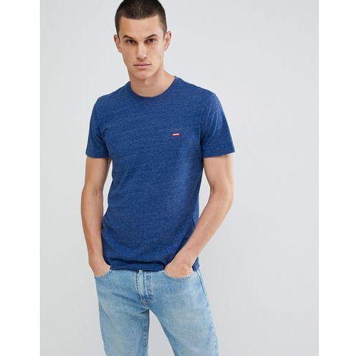 Levi's Small Batwing Logo T-Shirt Blue - Blue, w 4 rozmiarach