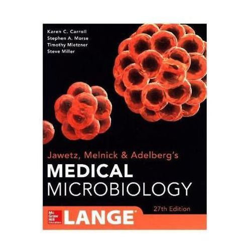 Jawetz Melnick Adelbergs Medical Microbi