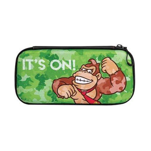 Etui slim travel case - donkey kong camo edition do nintendo switch marki Pdp