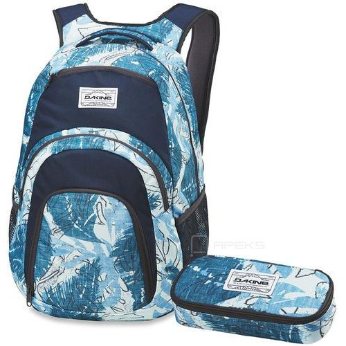 "Dakine Campus 33L plecak miejski na laptopa 15"" + piórnik GRATIS / Washed Palm - Washed Palm, kolor wielokolorowy"
