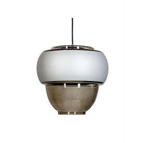 4 concepts ariel anthracite wide z205110000 lampa wisząca zwis 1x60w e27 srebrny marki 4concepts