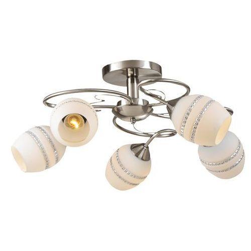 Żyrandol Beja 5 293/5 - Lampex - Sprawdź kupon rabatowy w koszyku (5902622105406)