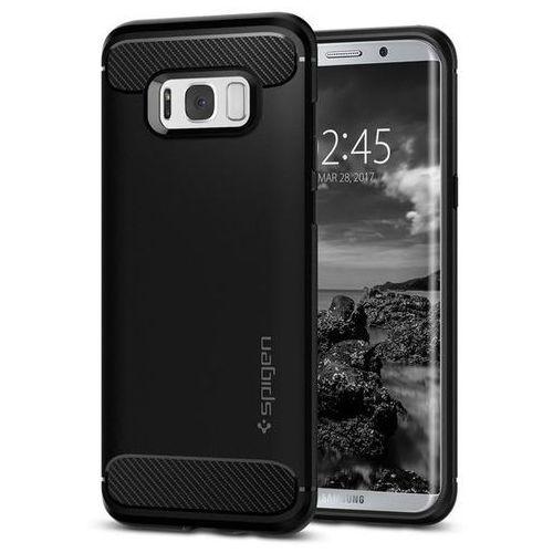 Spigen Rugged Armor Samsung Galaxy S8+ czarny