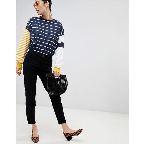 New Look Jenna Skinny Jeans - Black, kolor czarny