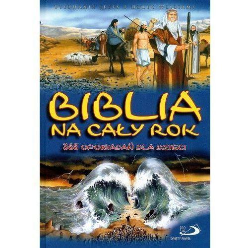 Biblia na cały rok. 365 opowiadań dla dzieci marki Produkt polski