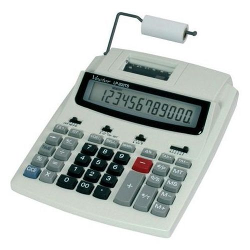 Kalkulator Vector LP-203TS - Rabaty - Porady - Hurt - Negocjacja cen - Autoryzowana dystrybucja - Szybka dostawa
