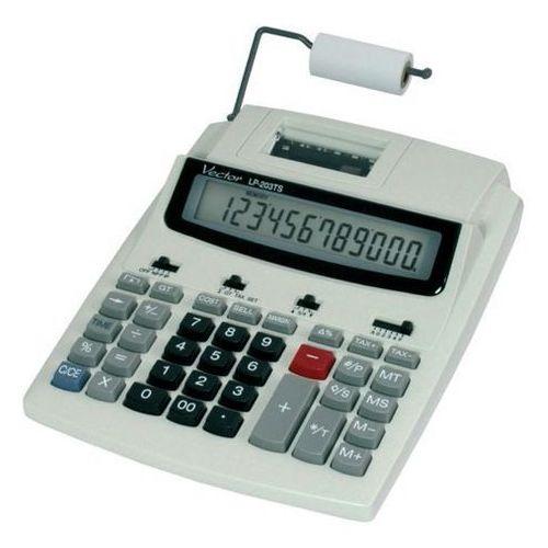 Kalkulator Vector LP-203TS - Super Cena - Autoryzowana dystrybucja - Szybka dostawa - Porady - Wyceny - Hurt
