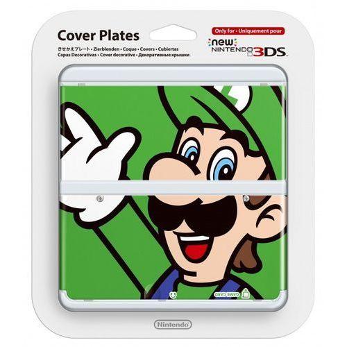 Nintendo Nakładka  na konsolę new 3ds (luigi) (0045496510206)