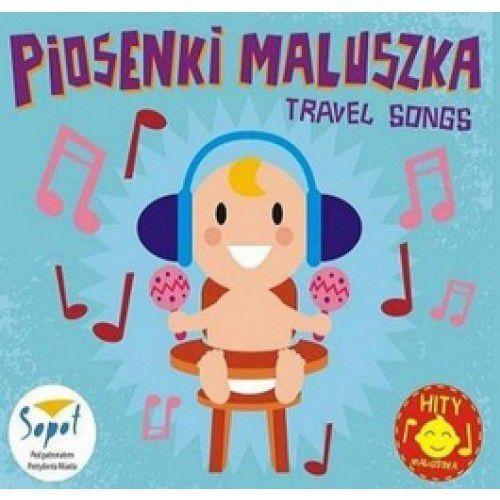 Piosenki maluszka. Travel songs (CD)