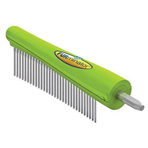 furflex grzebień do wykończenia fryzury dla psów - główka marki Furminator